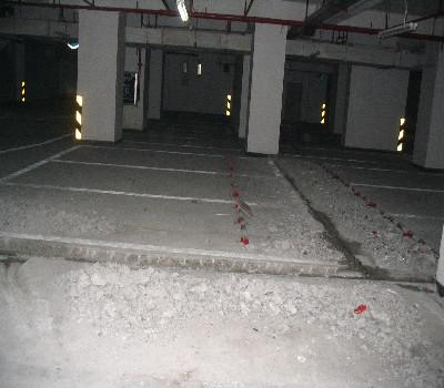 地下室防水施工-堵漏补漏施工