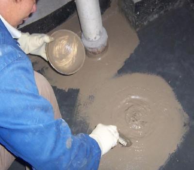 卫生间防水施工-堵漏补漏施工