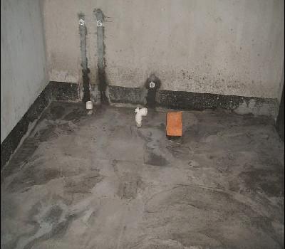 地面防水施工-堵漏补漏施工