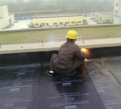 楼顶漏水维修